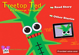 Treetop Ted App Voice Over